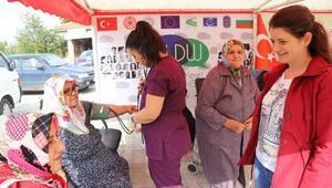 Ahmetbey'de ücretsiz sağlık taraması