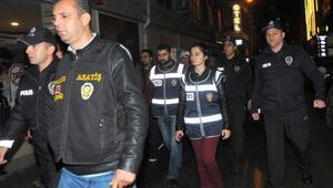 Eskişehirde 114 kişi kumar oynarken yakalandı