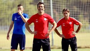 Antalyaspor çalışmalarını tamamladı, derbiye hazır