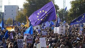 Brexit karşıtları Londrada buluştu