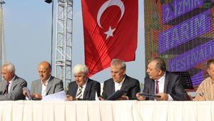 İzmir Tarım Festivali köylü ile kentliyi buluşturdu