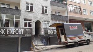 Güngörende yıkım kararı verilen bina boşaltıldı