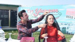 Bulgar Lidya Milenovaya imam nikahı