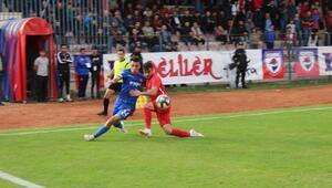 Niğde Anadolu FK - Bayrampaşa: 1-1