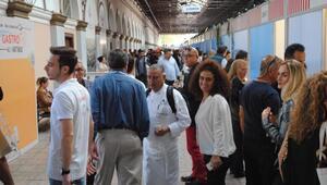 İzmir'de GastroFest şenliği yoğun ilgi  gördü