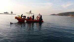 Bodrumda kaçak göçmen teknesi battı: 2 kişi öldü