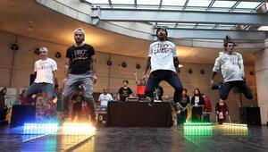 New York'dan Ankara'ya dans köprüsü