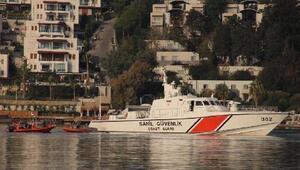 Bodrumda kaçak göçmen teknesi battı: 2 kişi öldü/ Ek fotoğraflar