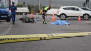 Alman turist trafik kazasında hayatını kaybetti