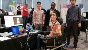 Muratcandan engelliler için proje