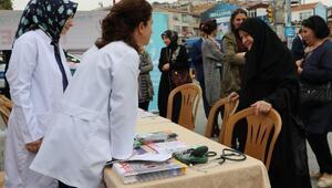 Ücretsiz Kanser Tarama TIRı Eyüpsultan Meydanı'nda