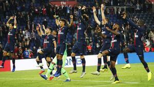 PSG 5-0 Amiens (MAÇ ÖZET)