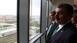 Türkiye'nin en büyük hastanesi Bilkent Şehir Hastanesinde sona yaklaşıldı