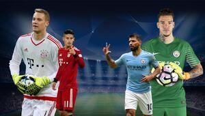 Devler deplasmanda Bayern ve Citynin iddaa oranı...