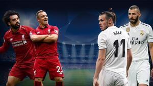 iddaada Liverpool ve Real Madrid handikaplı... Kaç fark lazım