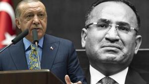 Erdoğan Yol arkadaşımı feda edemem dedi, Bozdağ gözyaşlarını tutamadı