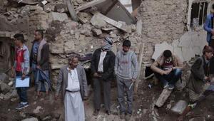 BM: Yemen'de ülkenin yarısı açlıkla mücadele ediyor