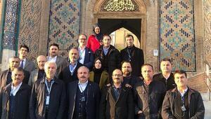 Başkan Doğruer, Özbekistanda sosyal belediyeciliği anlattı