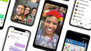Facebook Messenger 4'ü duyurdu