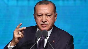 Erdoğan'dan Danıştay Sempozyumu'nda önemli açıklamalar