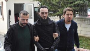 ABDden Konyaya gelip, öldürdüğü eski eşinin kocası için gözaltında dua etmiş