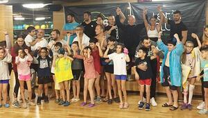 Cerebral Palsy'li çocuklar sporla sosyalleşiyor