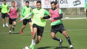 Atiker Konyaspor, Başakşehir maçına hazırlanıyor