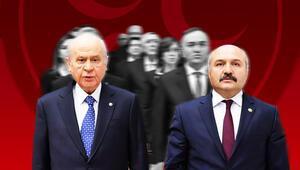 Son dakika: MHP lideri Bahçeli, Erhan Ustayı görevden aldı
