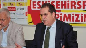 Eskişehirspor Kulübü Başkanı Ünal: Kulübü kapattırmayıp ayakta tutacağız