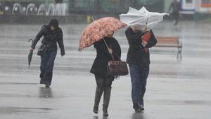 Meteorolojiden peş peşe uyarılar geliyor İstanbulda bugün...