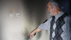 Adanada Prize takılı taşınabilir şarj cihazı patladı