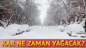 İstanbulda kar ne zaman yağacak Meteorolojiden soğuk hava uyarısı