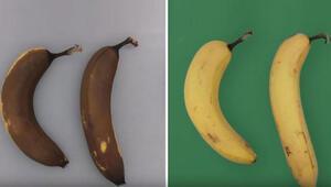 Renksiz, kokusuz ve sebze meyvelerin ömrünü iki katına çıkarıyor