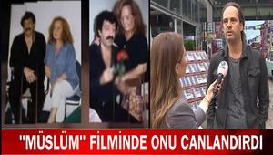 Timuçin Esen Müslüm filmini Kanal D Haber'e anlattı