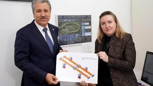 Avrupanın en önemli deneyinde Ege Üniversitesine büyük görev