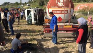2 kişinin ölümüne neden olan TIR sürücüsü: Yola köpek çıktı