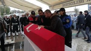 Şehit polis memuru, Kırşehirde toprağa verildi