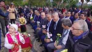 Ödemiş Süs Bitkileri ve Fidancılık Sergisi 14üncü kez kapılarını açtı