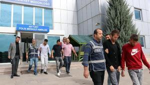 Ankaradaki uyuşturucu operasyonunda 4 tutuklama
