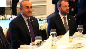 Çavuşoğlu: Türkiyede darbe yapan bir kişinin Amerikada bulunması bizi üzüyor