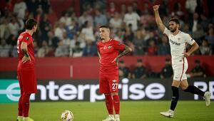 Akhisarspor, Sevillaya farklı kaybetti