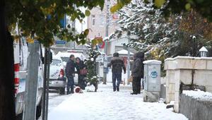 Meteorolojiden o illere sağanak ve kar uyarısı