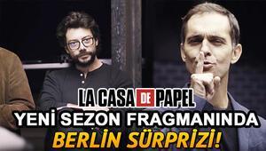 La Casa De Papel 3. sezon fragmanında Berlin sürprizi Ne zaman başlayacak