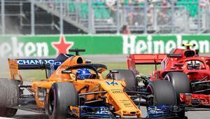 Formula 1de sıradaki durak Meksika