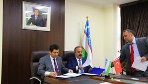 Özbekistanın altınını Taşyapı çıkaracak