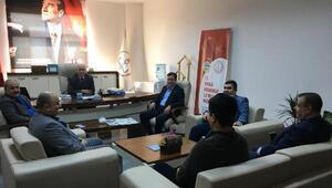 Mesleki Eğitim Müdürleriyle toplantı