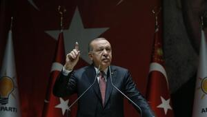 Erdoğan: Çocukça açıklamalar devlet ciddiyeti, adamlığı ile uyuşmaz (Geniş haber)