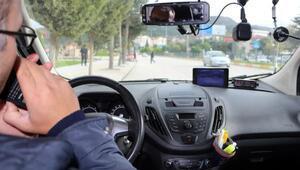 Yayalara yol vermeyen sürücülere para cezası