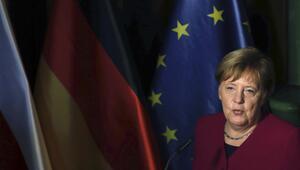 Son dakika... Merkel, Suudi Arabistana resti çekti