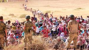 'Türkiye'ye yönelik göç baskısı arttı'